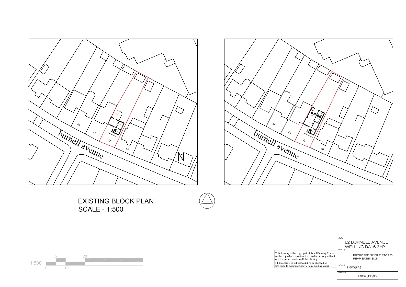 existing-and-proposed-block-plan-6-meter-deep-rear-extension