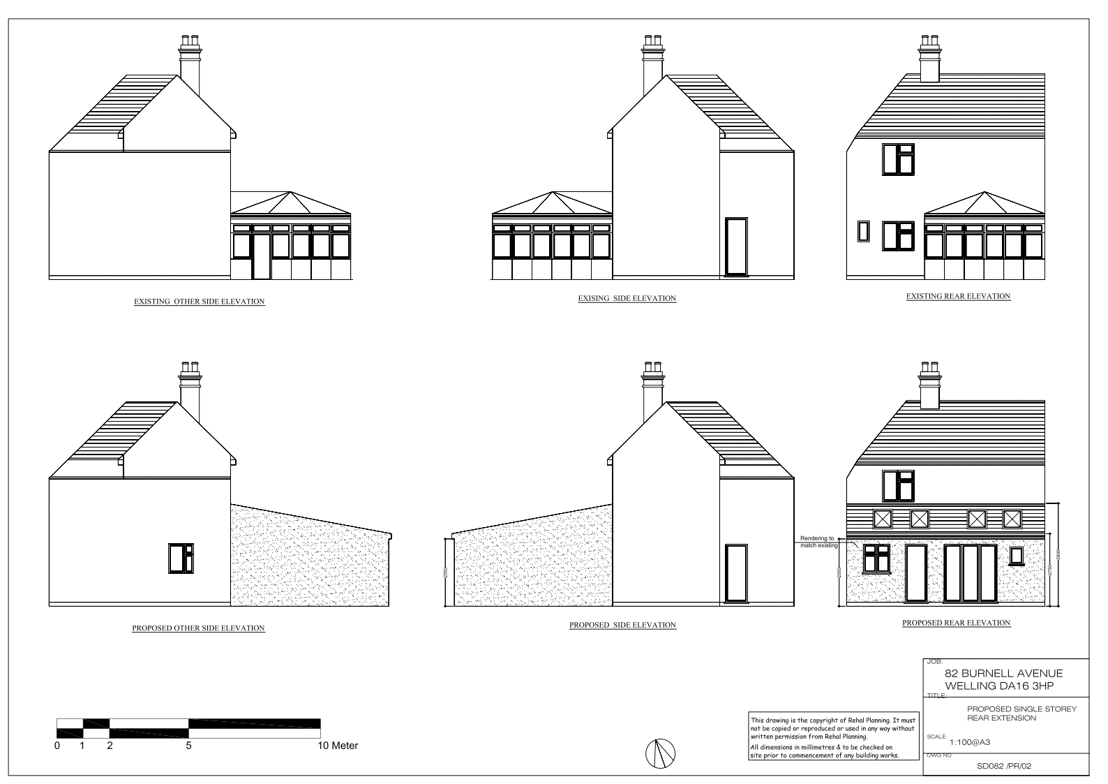 existing-and-proposed-elevation-plans-6-meter-deep-rear-extension
